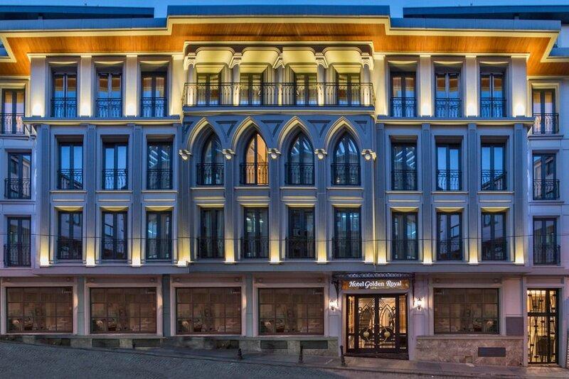 Golden Royal Hotel Cemberlitas