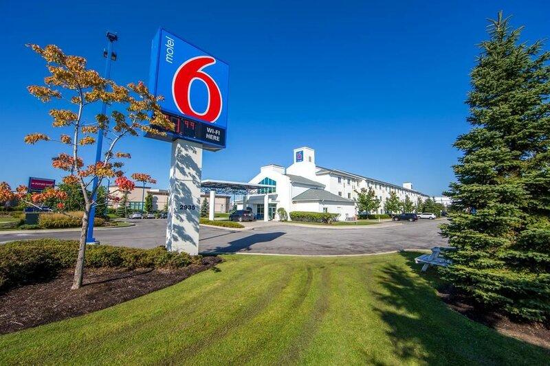 Motel 6 Mississauga, On - Toronto