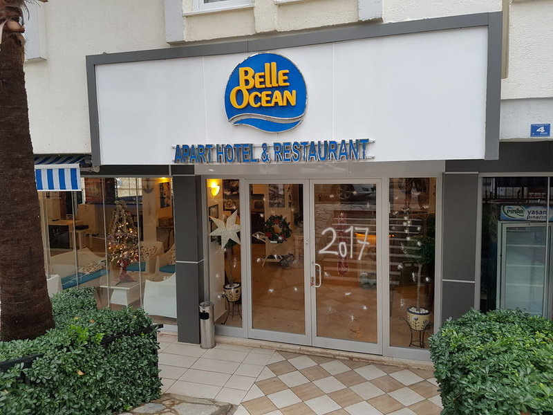 Belle Ocean Apart Otel