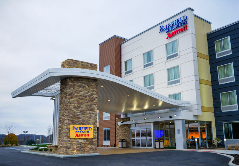 Fairfield Inn And Suites Canton South