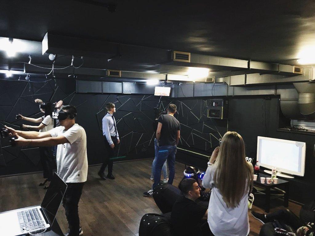 клуб виртуальной реальности — Vr-go — Москва, фото №2