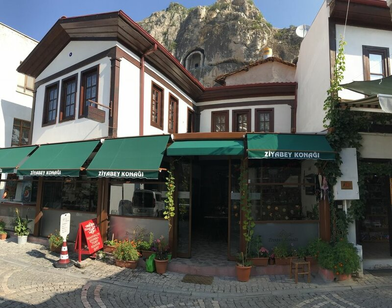 Отель Amasya Ziyabey Konaği