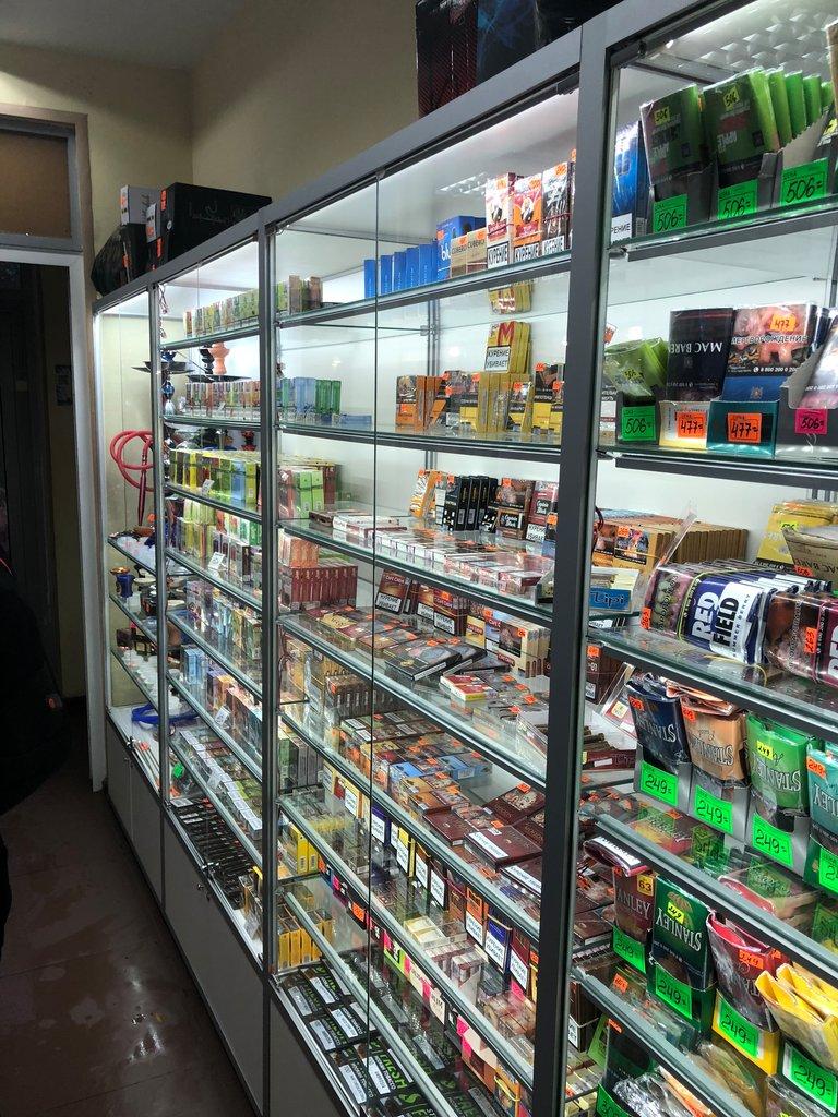 специализированный магазин табачных изделий в москве