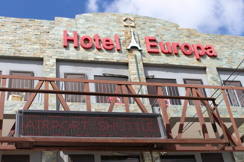 Hotel Europa Basak Philippines