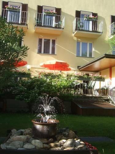 Strandbad-hotel-pension Eden