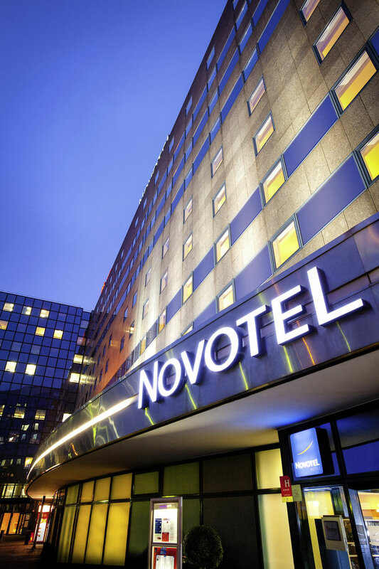 Novotel Marne La Vallee Noisy Le Grand