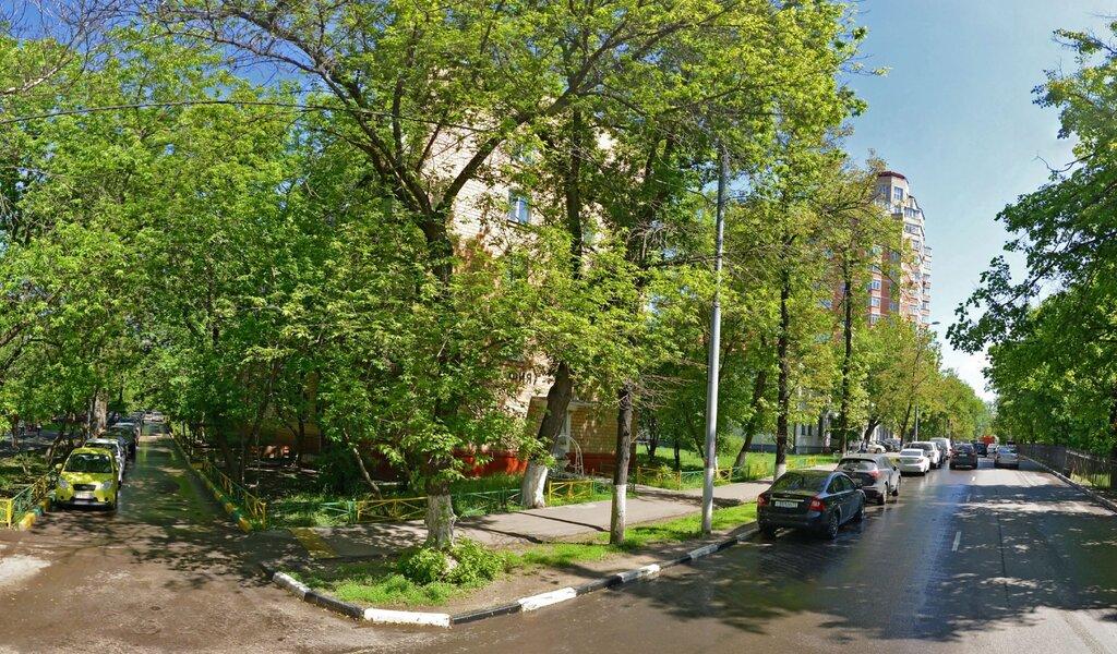Панорама ветеринарная клиника — ВетерОК — Москва, фото №1