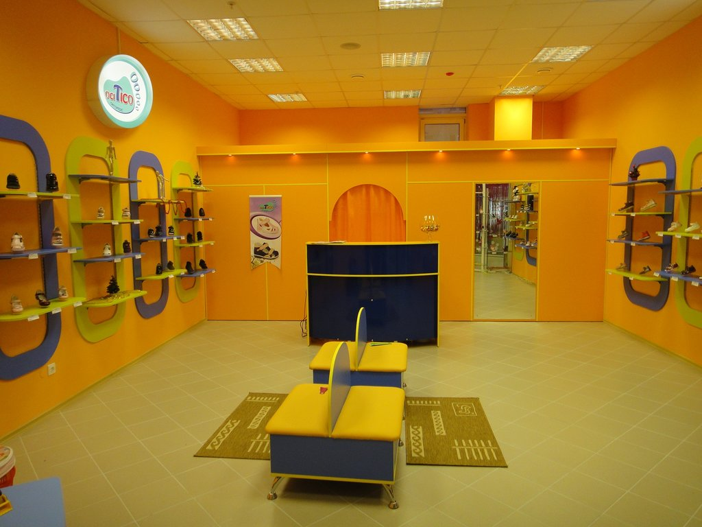 589c6b3fd Тико и Тифлани - магазин детской обуви, метро Савёловская, Москва ...