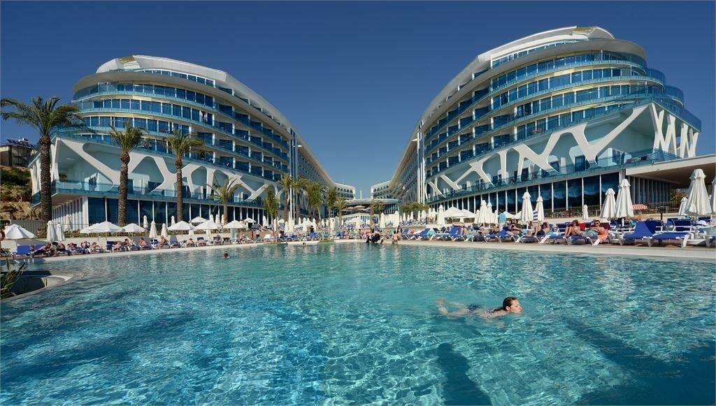 Vikingen Infinity Resort & SPA Amphitheatre - hotel — photos ...
