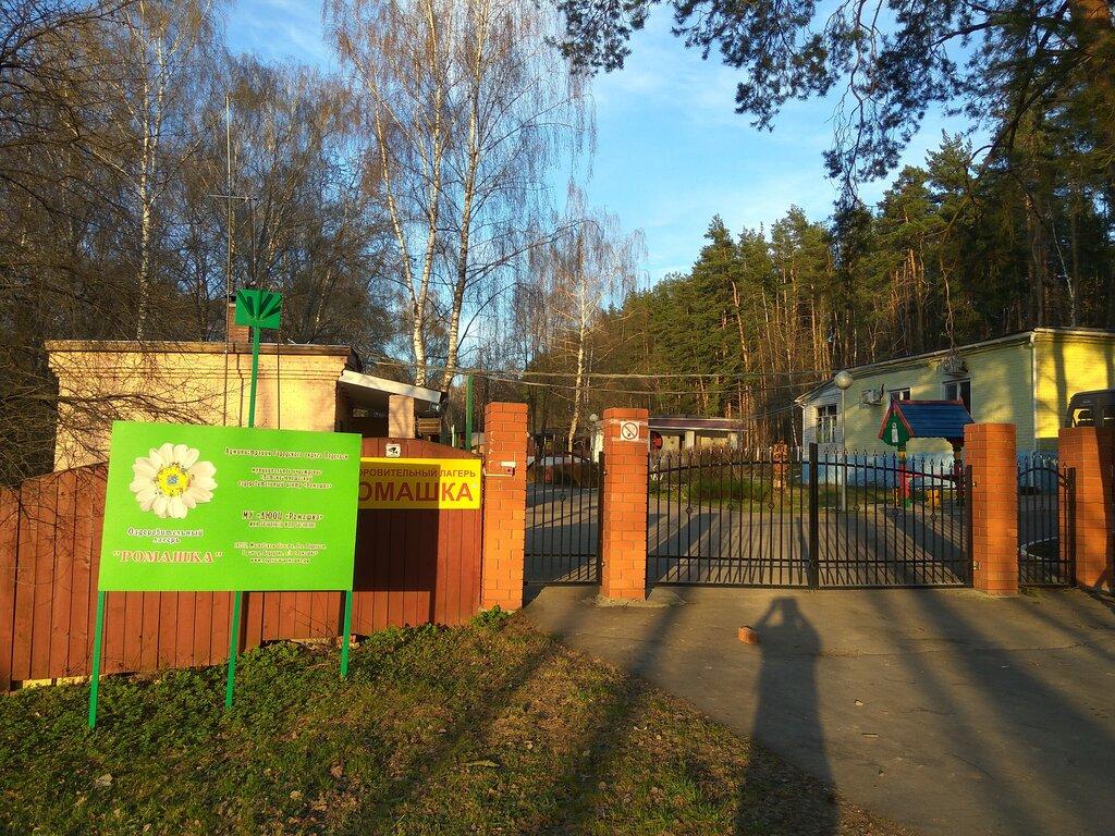 детский лагерь отдыха — МУ Дюоц Ромашка — Москва и Московская область, фото №2