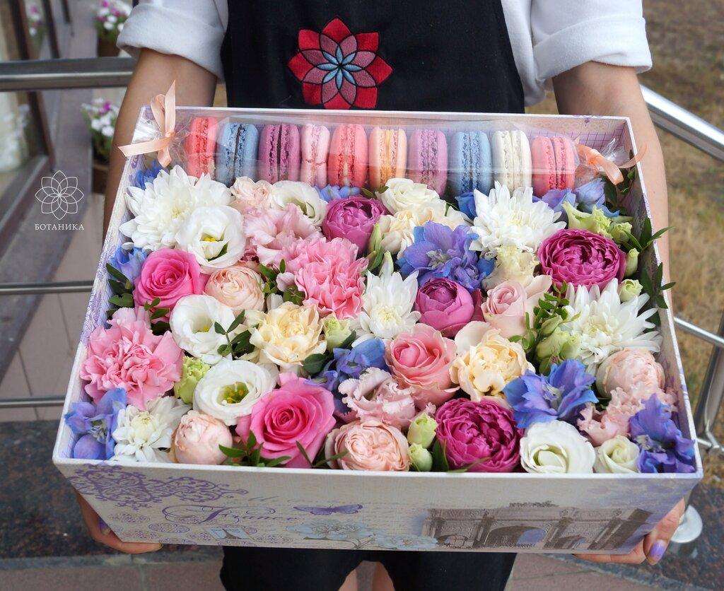 Букеты, заказать доставку цветов казань