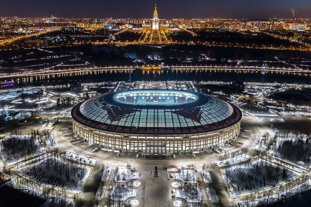 стадион — Лужники — Москва, фото №5