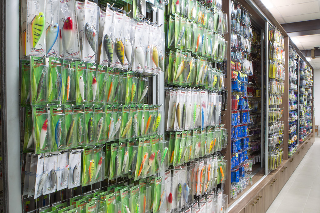 Рыболовный Магазин Екатеринбург Рядом