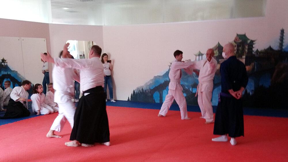 спортивный клуб, секция — Группа изучения и практики традиционных воинских искусств Мумонкан — Москва, фото №3