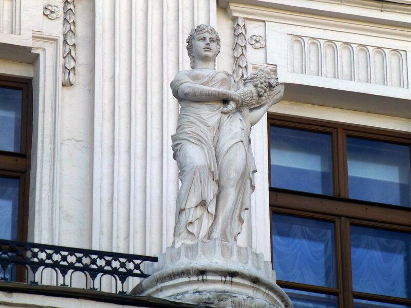 музей — Дом Пашкова — Москва, фото №6