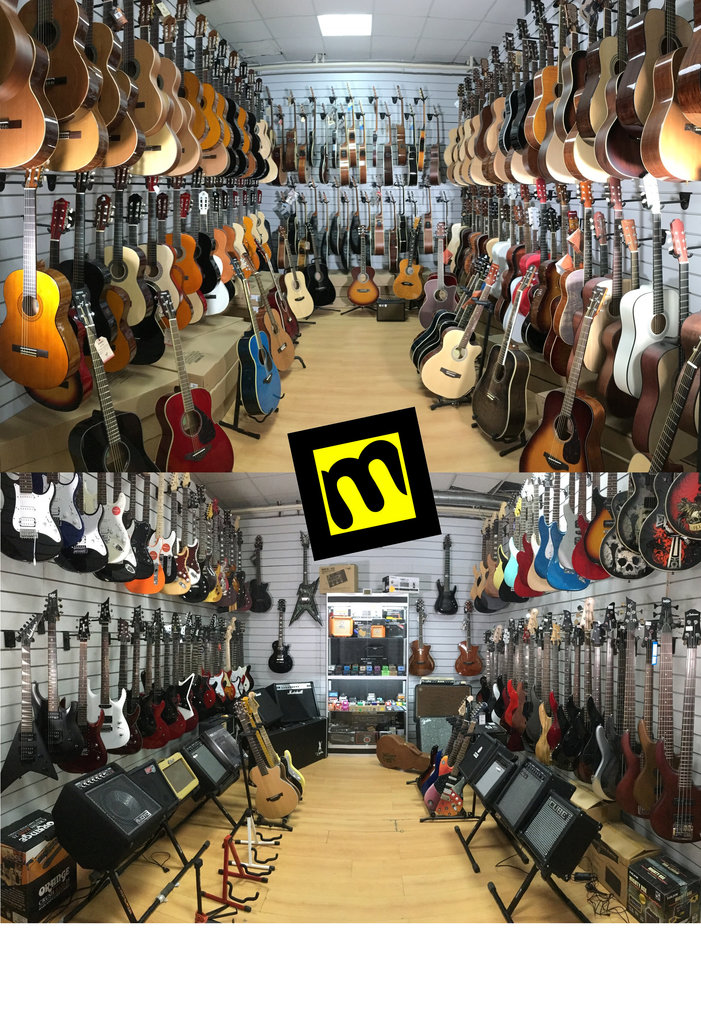 музыкальный магазин — Музблок — Москва, фото №2