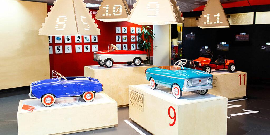 музей — Музей автомобильных историй В. Попова — Москва, фото №2