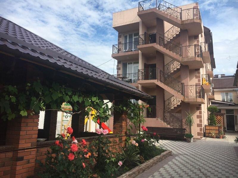 Гостевой дом на Гоголя 8