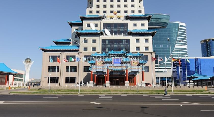гостиница — Soluxe Hotel Astana — Нур-Султан, фото №1