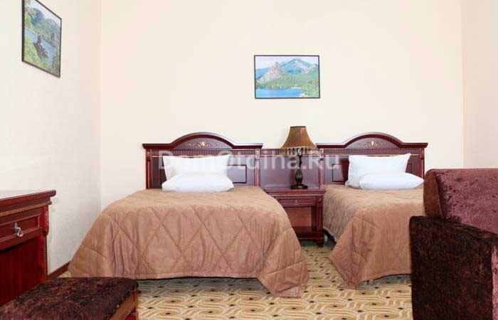 Магас Отель