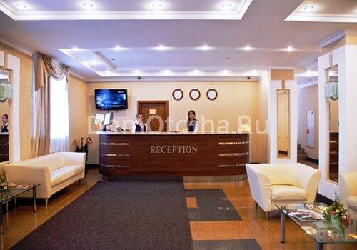 гостиница — Отель Heliopark Residence — Пенза, фото №9