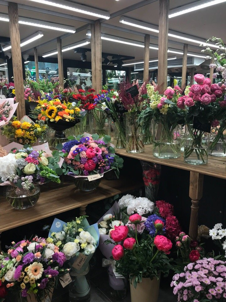 Магазин букетов цветника