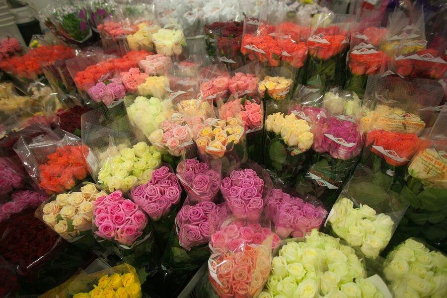 Москве, продажа цветов оптом и цены