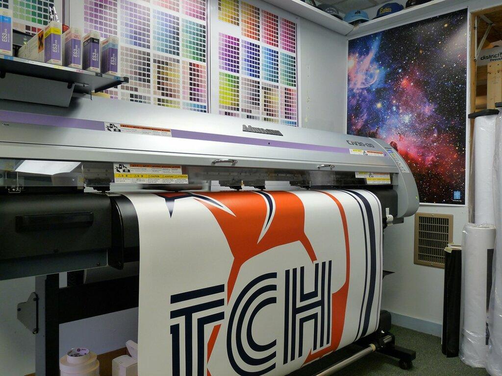 Печать баннеров и постеров