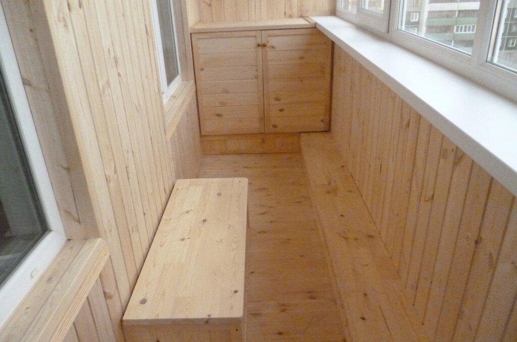 остекление балконов и лоджий — Балкон Дизайн — Казань, фото №2