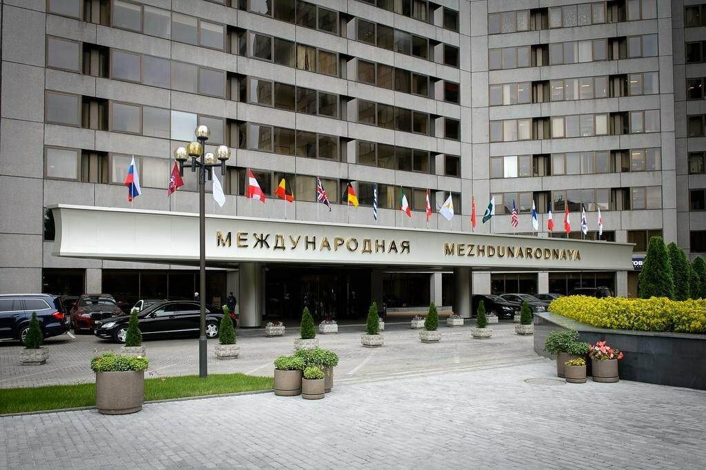гостиница — Апарт-отель Международная — Москва, фото №2
