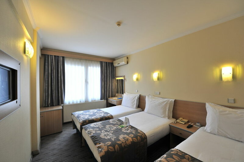 Hotel Olimpiyat