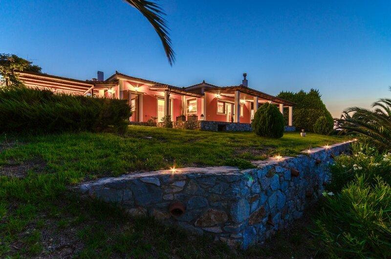 Aegean Sea Villa