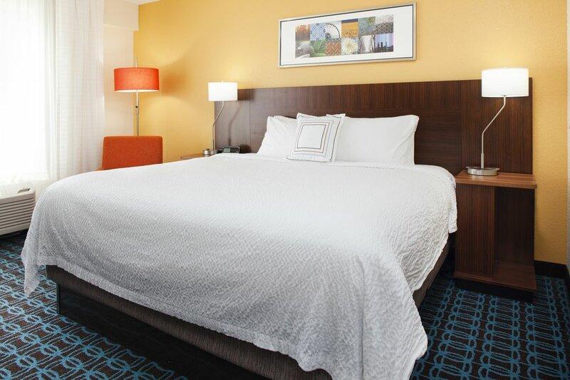 Fairfield Inn by Marriott Suites Macon