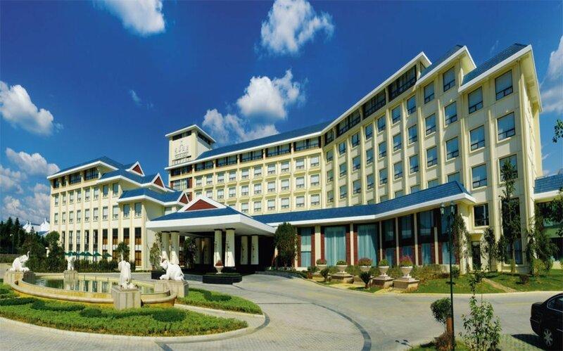 C&d Resort Wuyishan