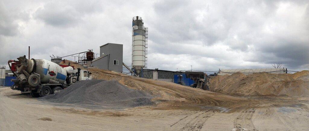 спб завод бетон