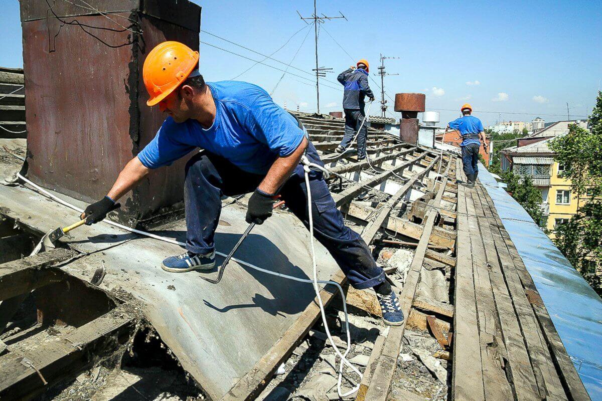 В Орловской области более 400 многоквартирных домов приняли участие в программе капитального ремонта за время ее реализации с 2014 года на сумму порядка 1,5 млрд рублей
