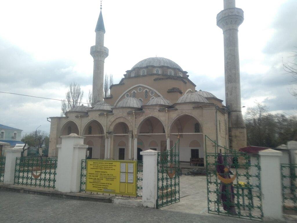 мечеть — Джума Хан-Джами — Евпатория, фото №9