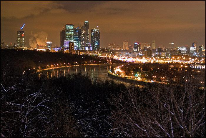 смотровая площадка — Смотровая площадка Воробьёвы горы — Москва, фото №3