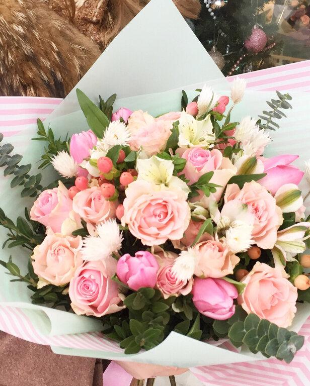 Цветы, доставка цветов в городе красногорск
