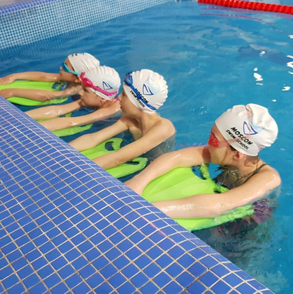 клубы плавание москва