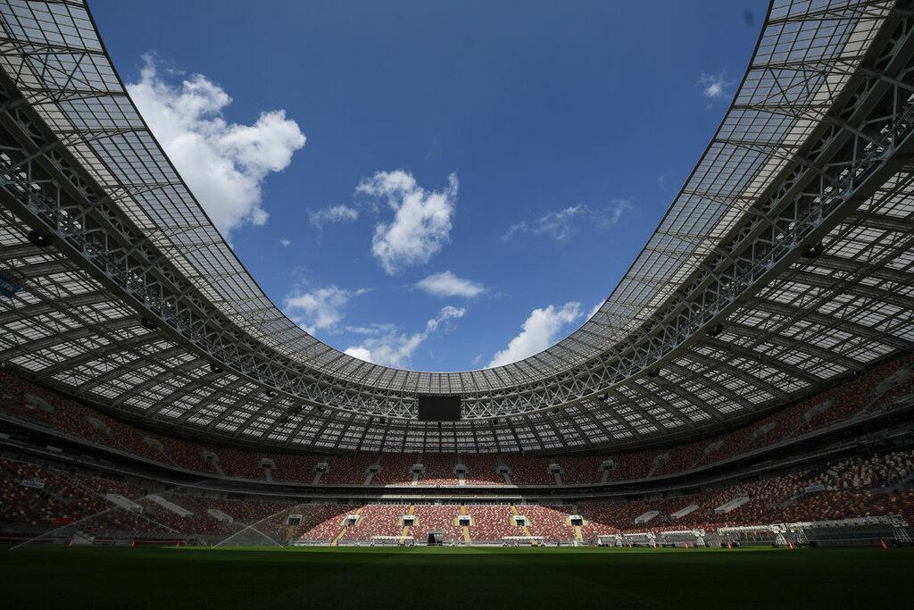 стадион — Лужники — Москва, фото №7
