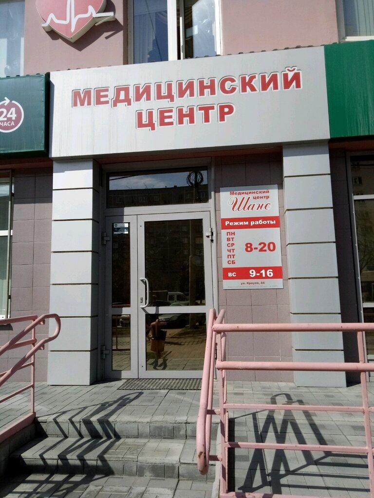 медцентр, клиника — Шанс — Екатеринбург, фото №5
