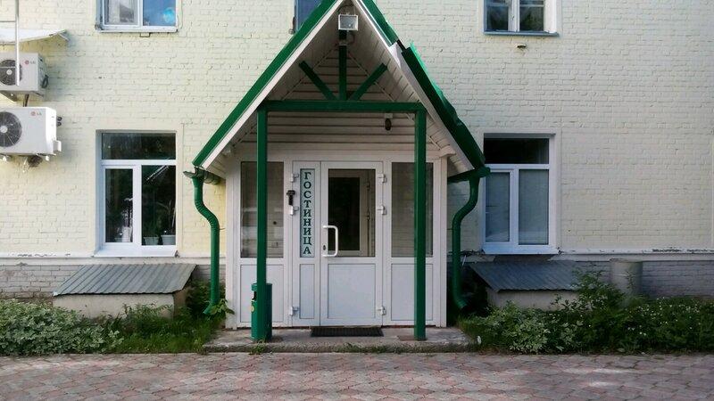 Гостиница на Лядова