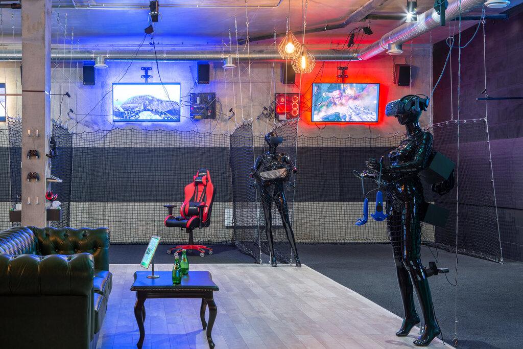 Клуб виртуальной реальности в москве нереальное место английский клуб для общения москва