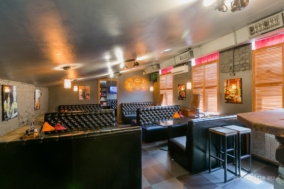 hookah bar — Royal Smoke Club — Saint Petersburg, фото №10