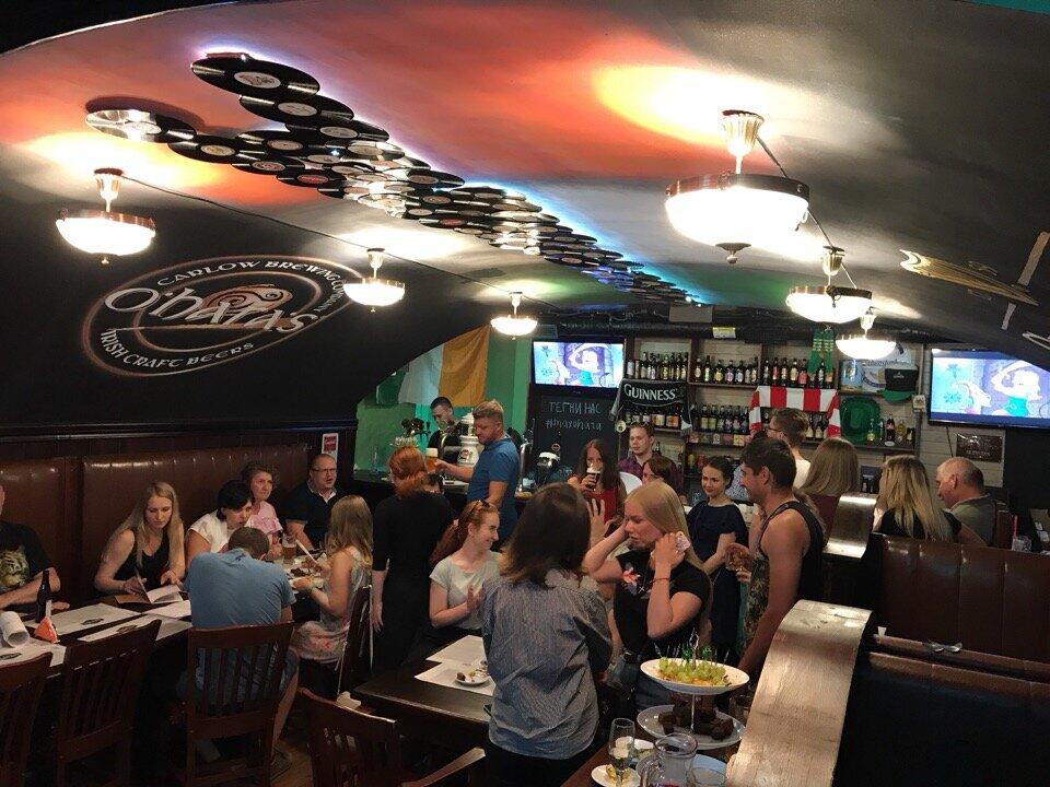 restaurant — Max O'Hara Irish Pub — Kostroma, photo 2