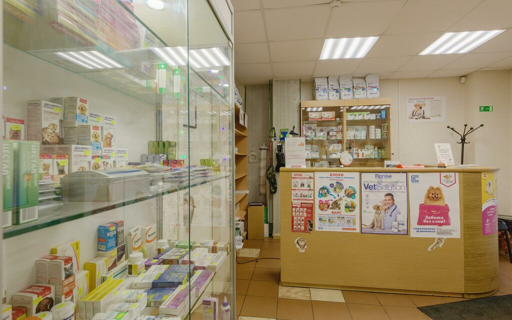 ветеринарная клиника — Веста — Санкт-Петербург, фото №10