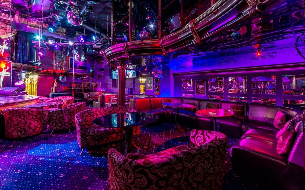 Casper strip clubs