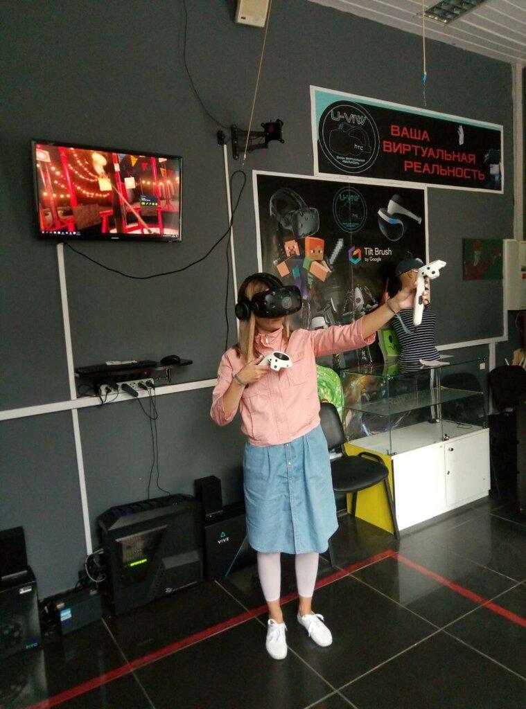 клуб виртуальной реальности — U-ViW — Минск, фото №9