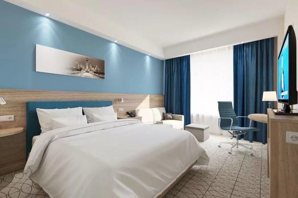 гостиница — Hampton by Hilton Astana Triumphal Arch — Нур-Султан, фото №2